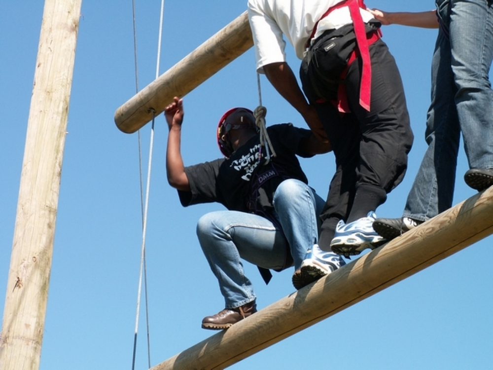 high ropesl4